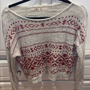 Fair isle Hollister Sweater